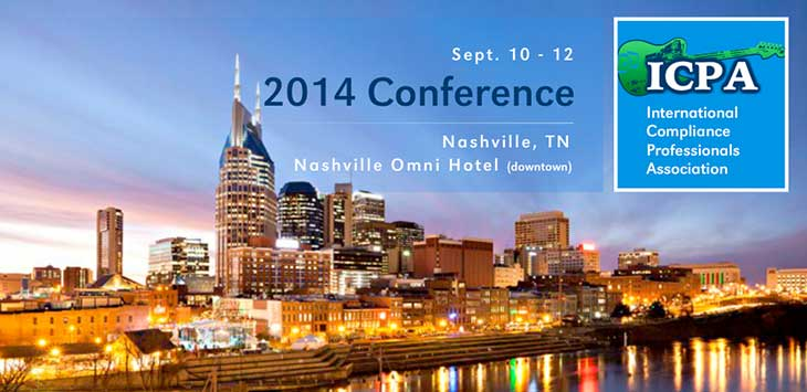 ICPA 2014 Conference